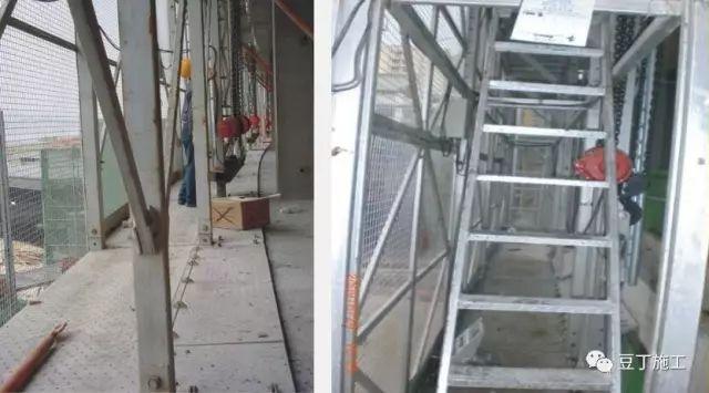 一种新型全钢式升降脚手架,在这里施工就像在室内施工一样_4