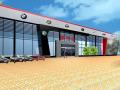 (原创)汽车4S店建筑外观设计案例效果图