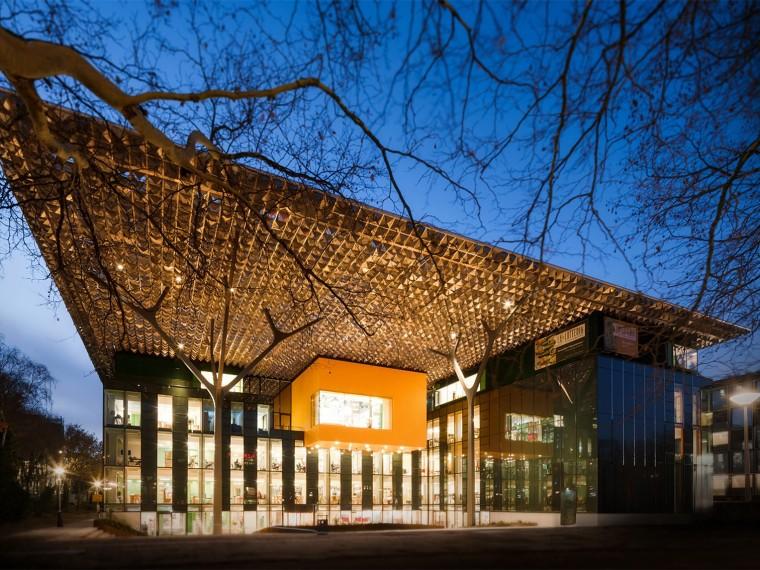 荷兰慈善彩票公司新办公大楼