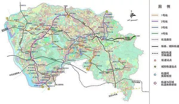 广东大手笔!广州再开工6条地铁,深圳在建17条,东莞投资330亿!_5