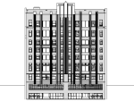 BIM模型-revit模型-办公楼模型