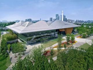 南京NBBJ展览中心