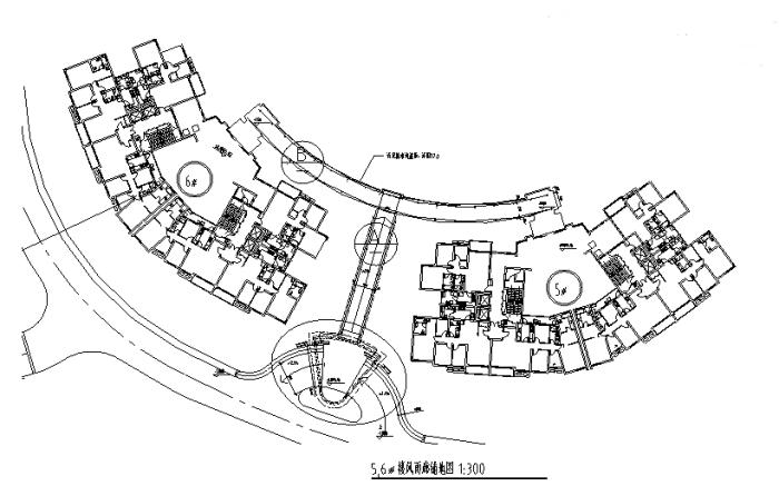 风雨廊铺地图
