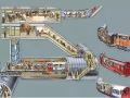 BIM深基坑安全监测信息系统