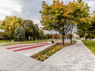 象征生命的Guido-Nincheri公园