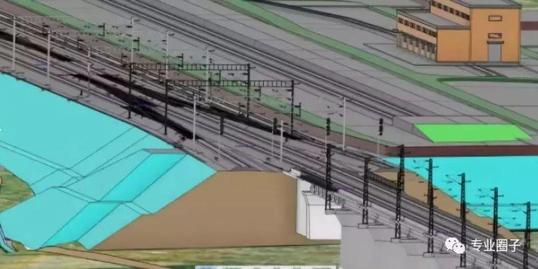 通过BIM技术,京雄(雄安)城际铁路正在预演未来的高铁设计_3
