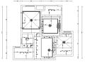 [江苏]现代简约C户型样板房设计施工图(附效果图)