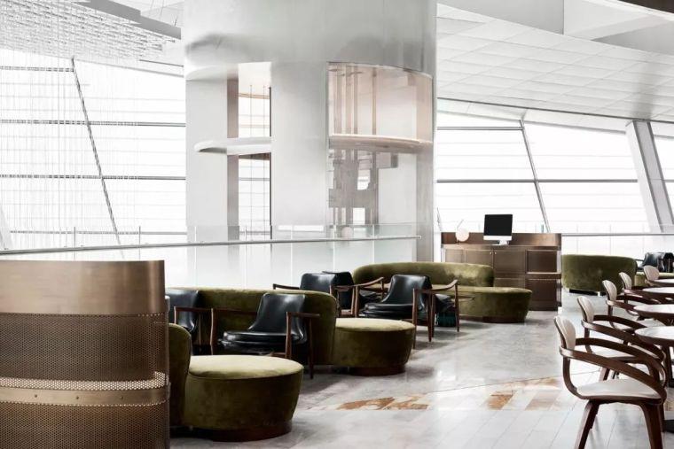 迪拜地标旁的2000平米超大餐厅,精致细节成就奢华设计_21