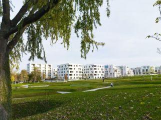 德国工业用地改造的Killesberg高度公园