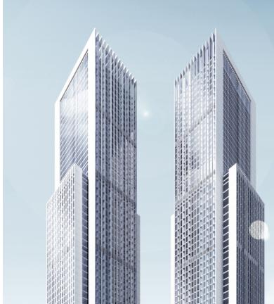 [绿地]超高层塔式酒店会所建筑设计方案文本