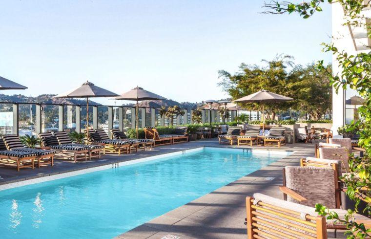 好莱坞的酒店公寓,奢华的画风都变了……_69