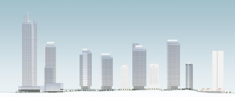 [重庆]KPF解放碑金融商务街区城市规划设计方案文本-微信截图_20181025120046