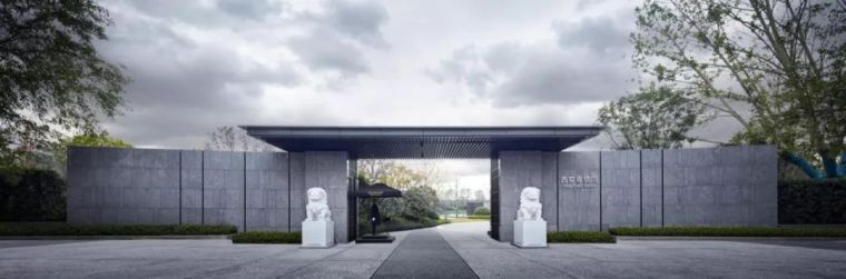 案例|融创华北示范区项目景观设计_16