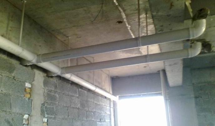 给排水采暖管道安装施工方案与技术交底