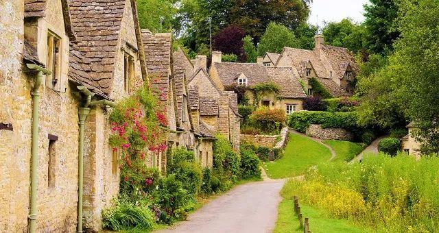 世界上最美的民宿小镇