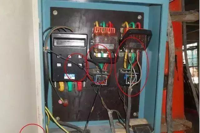 建筑施工现场临时用电安全隐患,全都是错误做法!_19