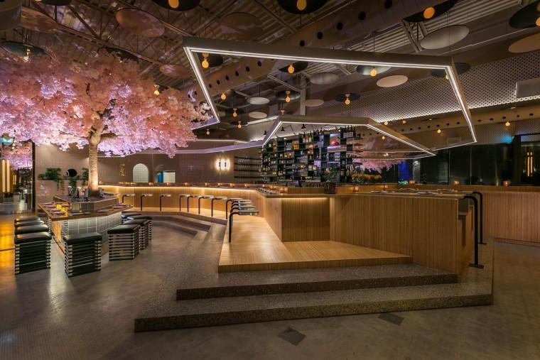 Menard Dworkind:加拿大 樱花树日本餐厅