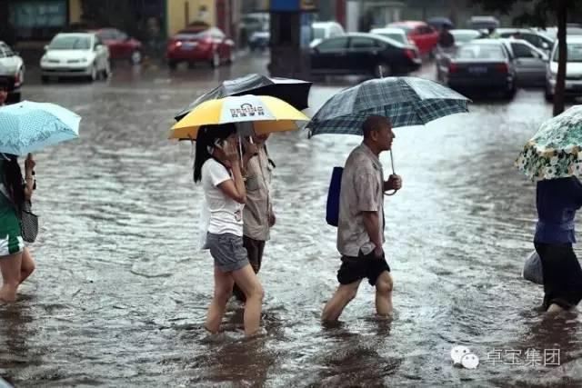 用这招,让雨水去到它该去的地方