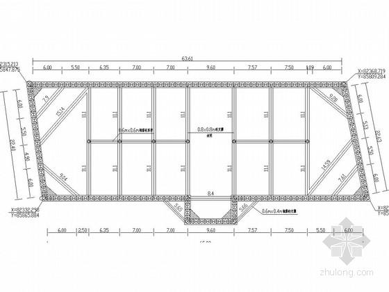 [浙江]箱涵基坑拉森钢板桩及SMW工法桩支护施工图(专家论证 含计算书)