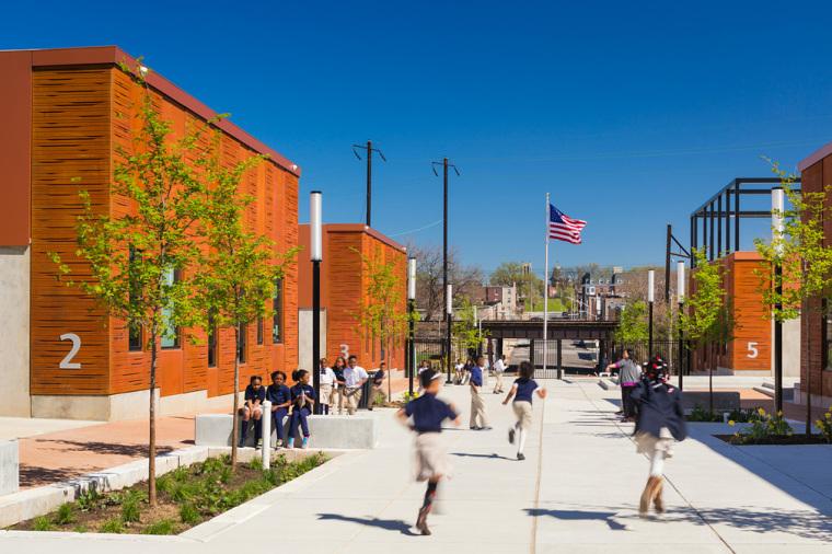 最新!AIA评选出2016年教育设施设计获奖作品