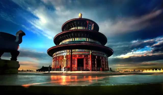 中国传统建筑缘何色彩斑斓?