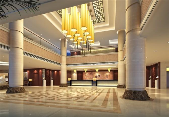 psuCAQQW0FB-止园饭店内装设计第1张图片