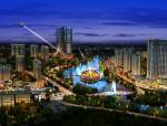[湖南]东安滨江国际新城概念性总体规划与城市设计