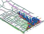 BIM模型-revit模型-城市设计-深圳宝安模型