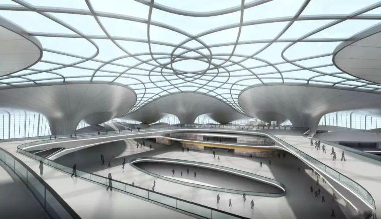 北京大兴国际机场建成了!!满满的黑科技……_34