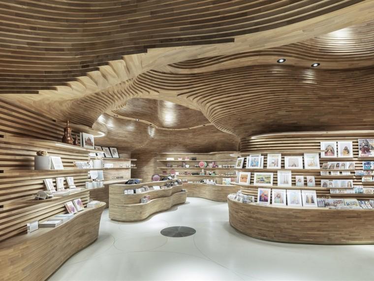 卡塔尔国家博物馆商店