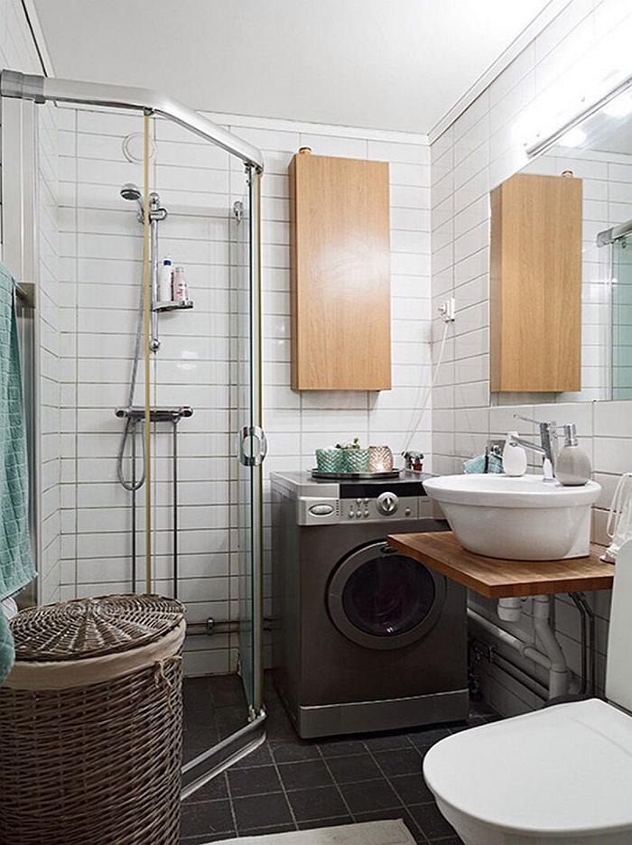 小户型卫生间怎么节省空间?成都别墅装修告诉你