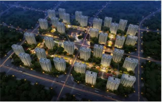 北京住宅院中标北京新机场生活基地项目