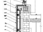 99个单元幕墙节点详图