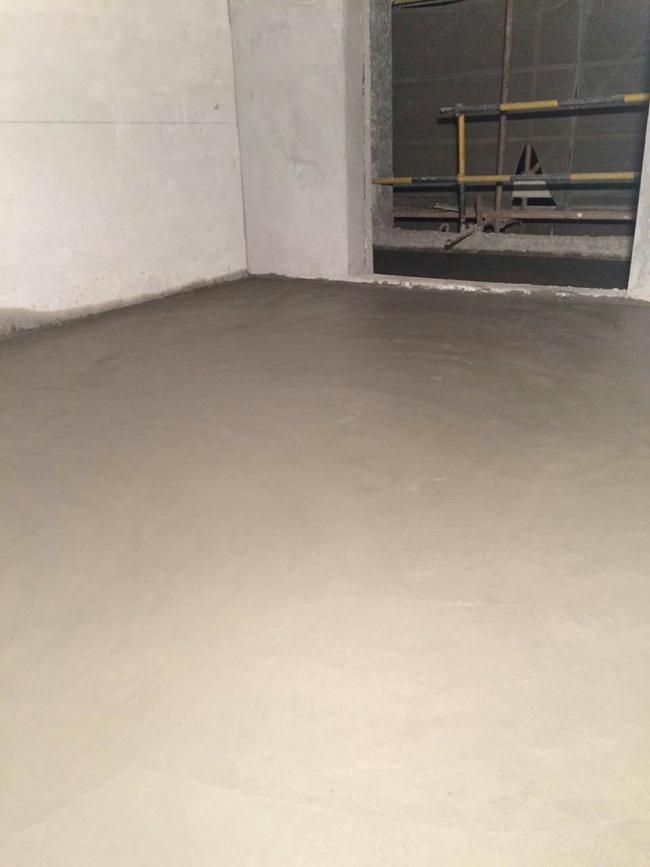 全轻混凝土建筑地面保温工程施工流程: