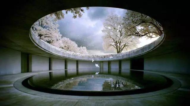 从半路出家到建筑大师,安藤忠雄设计的书店让你不想回家_3