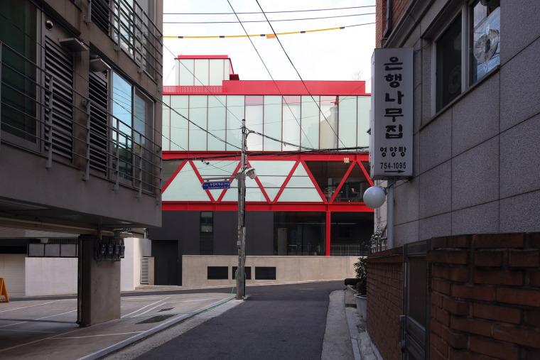 韩国微型宇宙建筑
