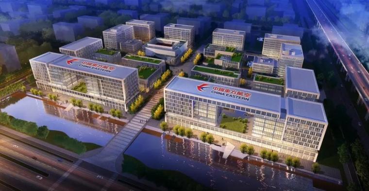 世纪工程拥抱新技术—北京新机场东航基地的BIM实践