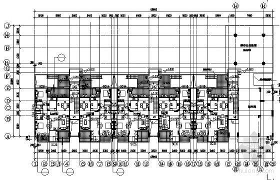 东部花园洋房1、3栋住宅楼建筑施工图-2