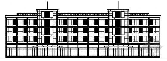 某商务综合楼建筑设计方案