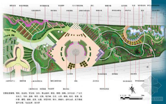 睢宁九月广场设计平面