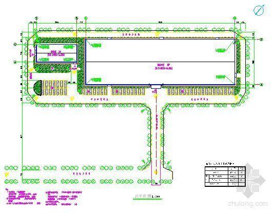 泉州某厂房钢结构办公楼食堂施工组织设计