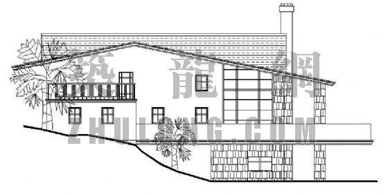 经典小型别墅方案系列7