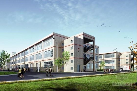 [甘肃]工业园区办公楼干挂石材幕墙施工劳务承包合同(2011年)