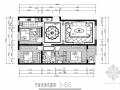 [河北]毗邻商圈高端花园小区简欧新古典风格三居室装修图(含效果图)