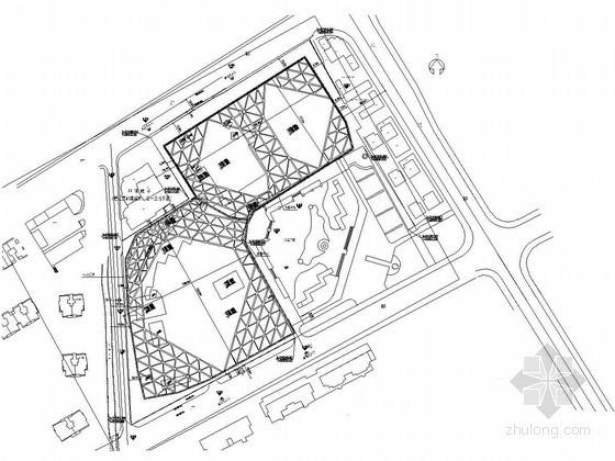 文化中心基坑排桩支护及开挖施工方案(专家评审)
