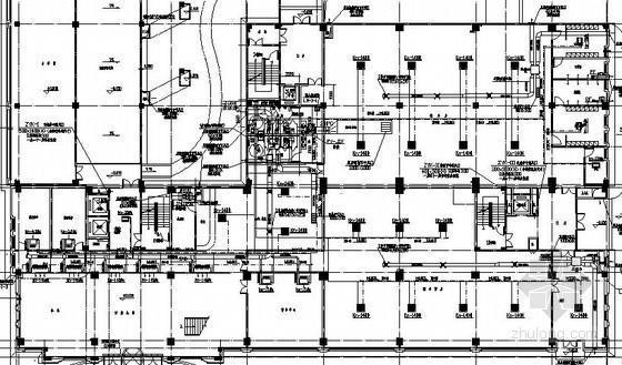 [安徽]四星酒店空调通风设计施工图