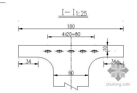 30米T梁标准图