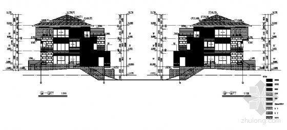 丹堤C区18、26、27号楼建筑施工图-2