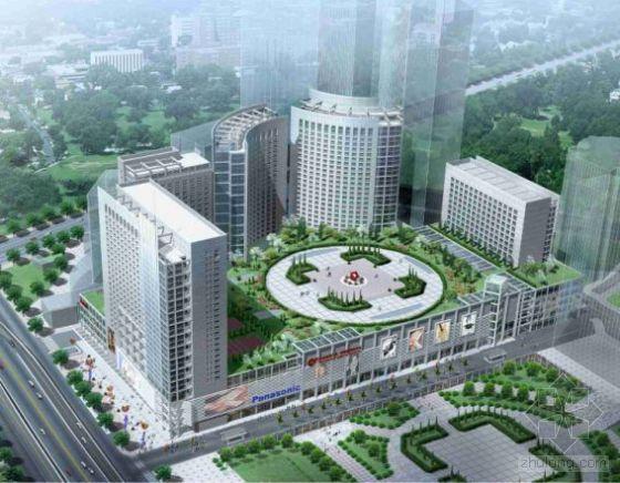 沈阳某大型综合建筑工程项目策划书(公寓、办公楼、商场)