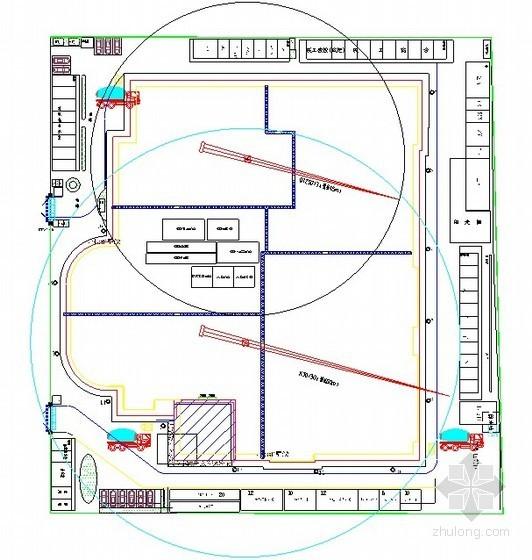 [四川]超高层办公楼大体积混凝土施工方案